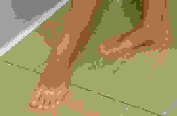 Bases de ducha en poliuretano fléxible. BOING de Boing Original Moderno