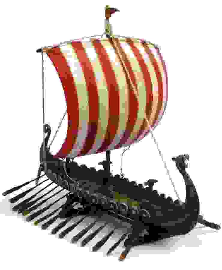 Viking Gemisi Artist Hediyelik Akdeniz