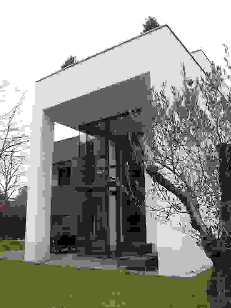 wirges-klein architekten Balcon, Veranda & Terrasse modernes