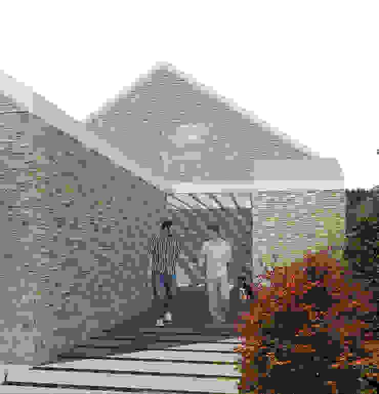 La Casa Pilates Casas de estilo moderno de soma [arquitectura imasd] Moderno