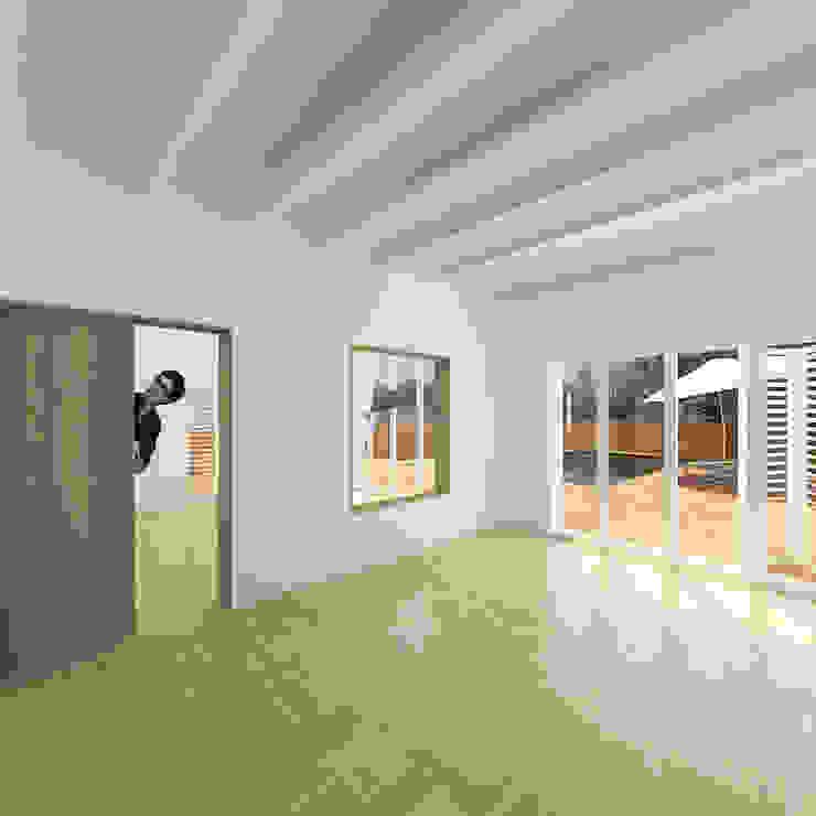 The Little House Comedores de estilo moderno de soma [arquitectura imasd] Moderno