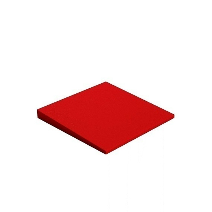 Cube od FLUFFO fabryka miękkich ścian Nowoczesny