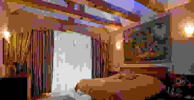 спальня от Remistudio Кантри