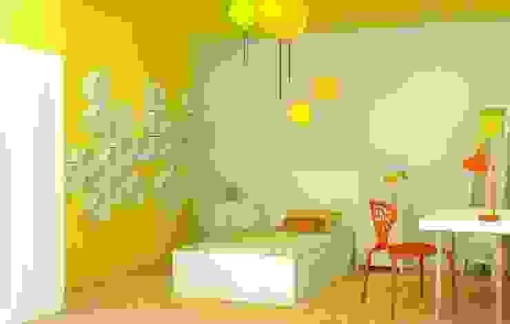 Interior Design for a family home, Cambridge, UK Modern style bedroom by Lena Lobiv Interior Design Modern