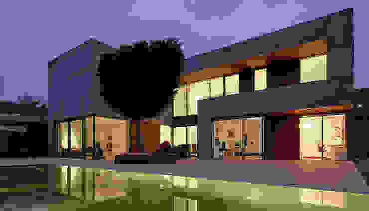 Moderne balkons, veranda's en terrassen van wirges-klein architekten Modern