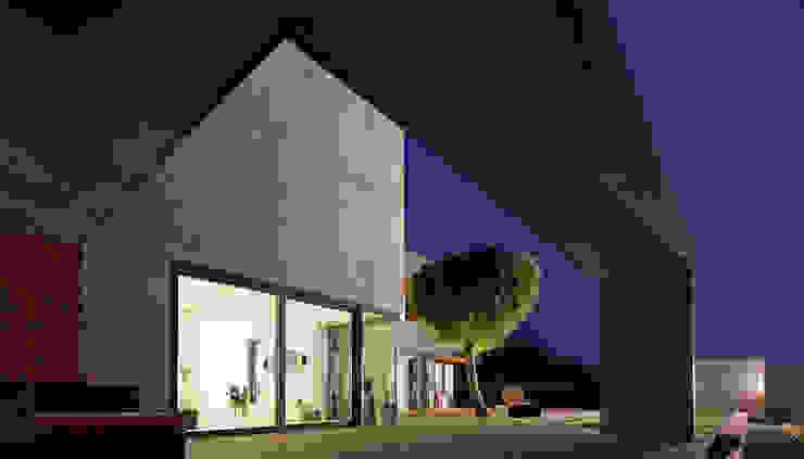wirges-klein architekten Modern balcony, veranda & terrace