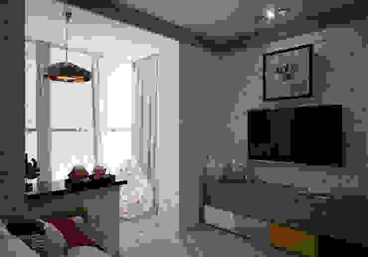 NY loft Детская комната в стиле лофт от Reroom Лофт