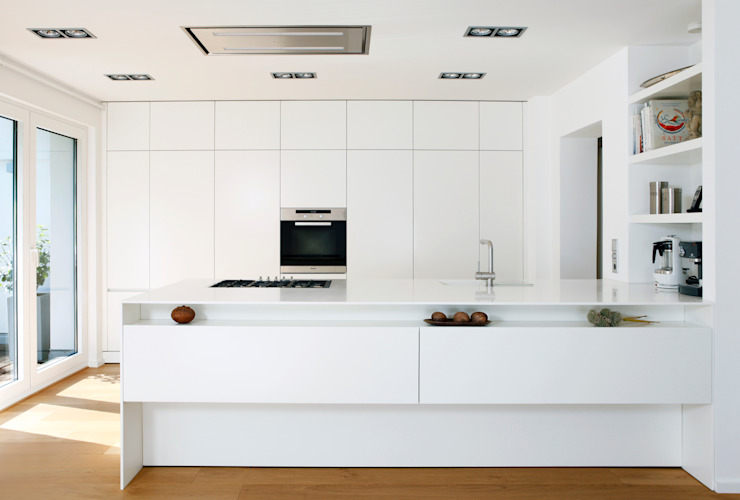 Küche R. Moderne Küchen von rother küchenkonzepte + möbeldesign Gmbh Modern
