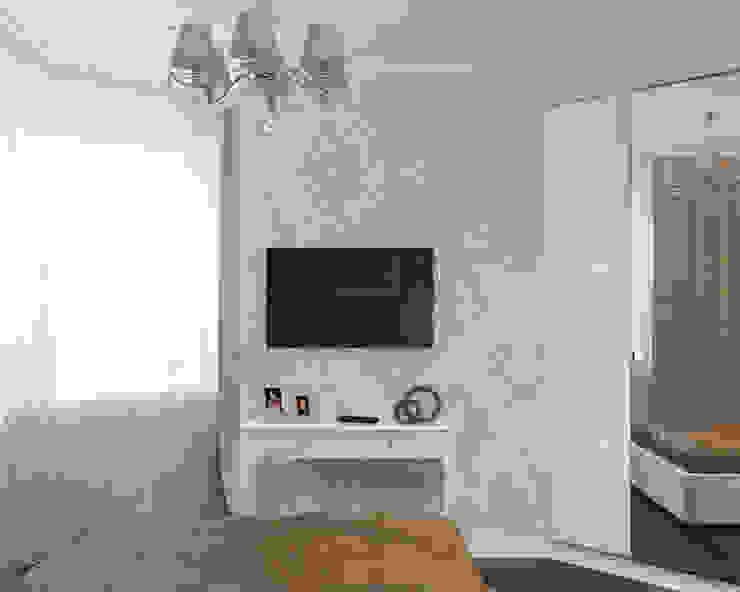 Корица с молоком Спальня в скандинавском стиле от Reroom Скандинавский