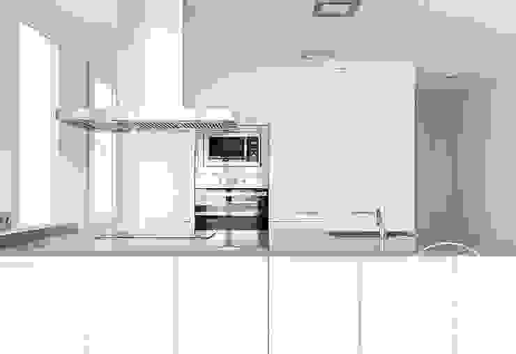 marta Cocinas de estilo moderno de osb arquitectos Moderno