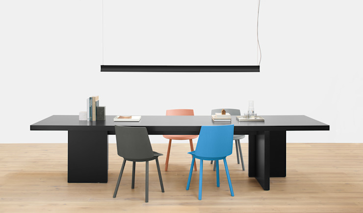 Pendant light SPAN Modern Study Room and Home Office by e15 Modern