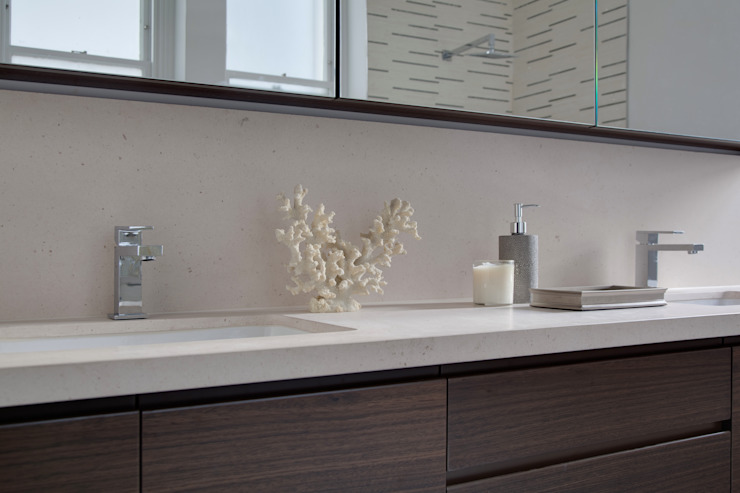 Bathroom Detail Modern bathroom by Studio Duggan Modern