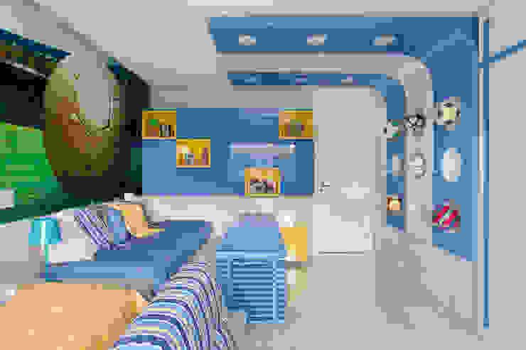 Nursery/kid's room by Leila Dionizios Arquitetura e Luminotécnica, Modern