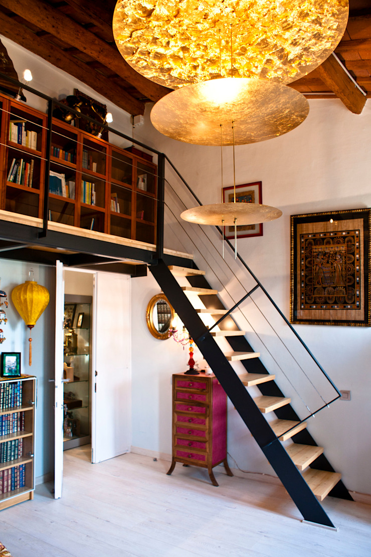 CID DELTA, SA Mediterranean style bedroom