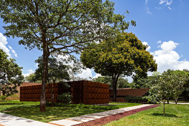 Casas de estilo  por ATRIA, Minimalista