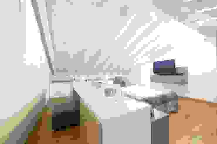 غرفة نوم تنفيذ Modularis Progettazione e Arredo
