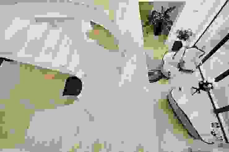 GRANMAR Borowa Góra - granit, marmur, konglomerat kwarcowy Classic style corridor, hallway and stairs