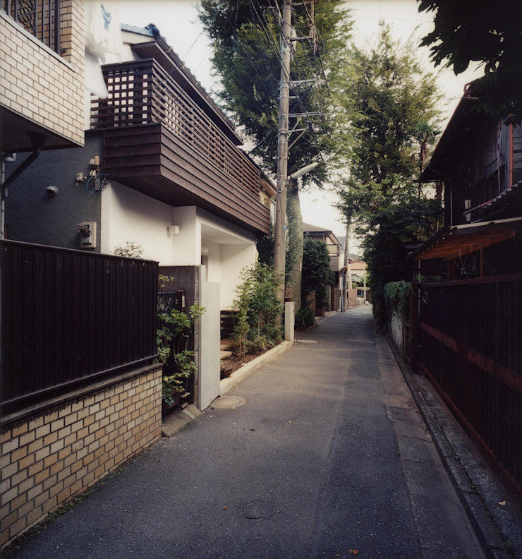 Rustic style houses by 安井正/クラフトサイエンス Rustic