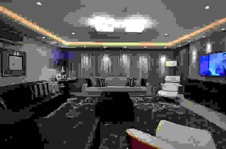 Apartamento Bela Vista Francisco Humberto Franck Salas de estar modernas