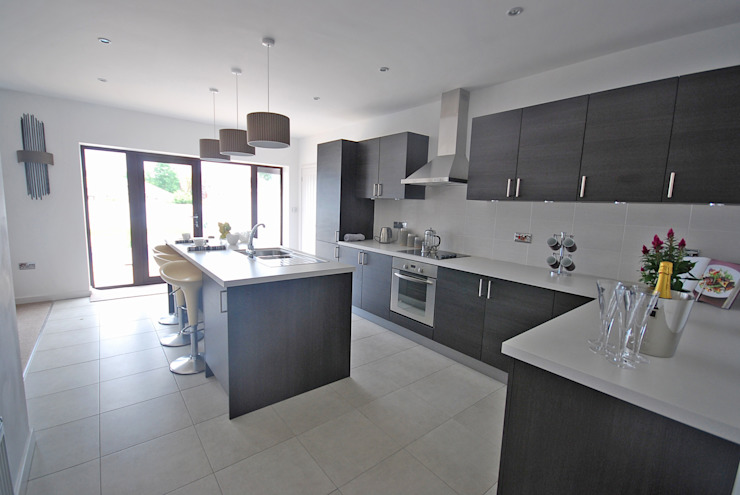 """Oakdale"" complete renovation Modern kitchen by KD DESIGNS LTD Modern"