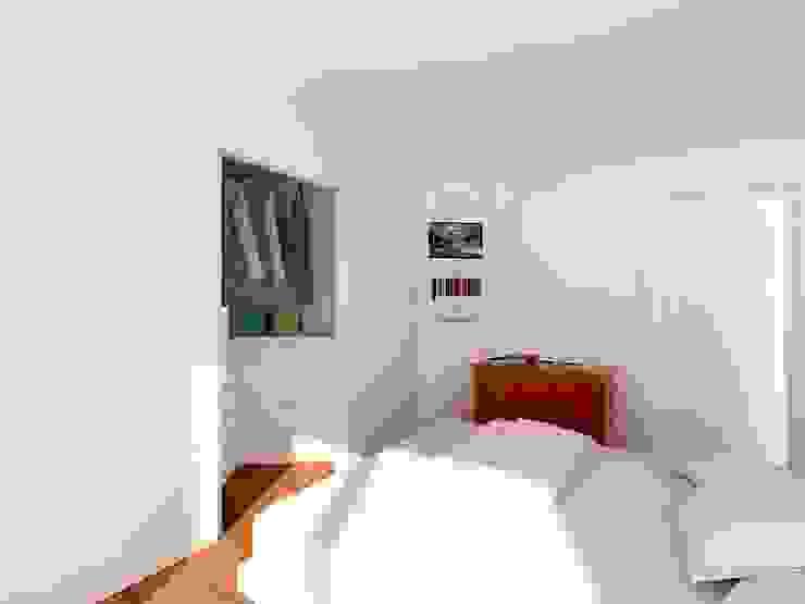 Modern Yatak Odası Studio Farina Zerozero - 3D & Progettazione Modern