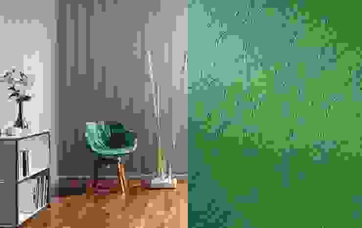 4 Duvar İthal Duvar Kağıtları & Parke – Uygulamalar 2 :  tarz Duvar & Zemin,