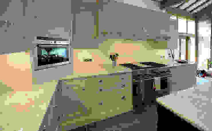 After: Range Cooker wall Hallwood Furniture