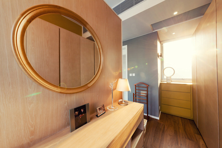 Projekty,  Sypialnia zaprojektowane przez arctitudesign