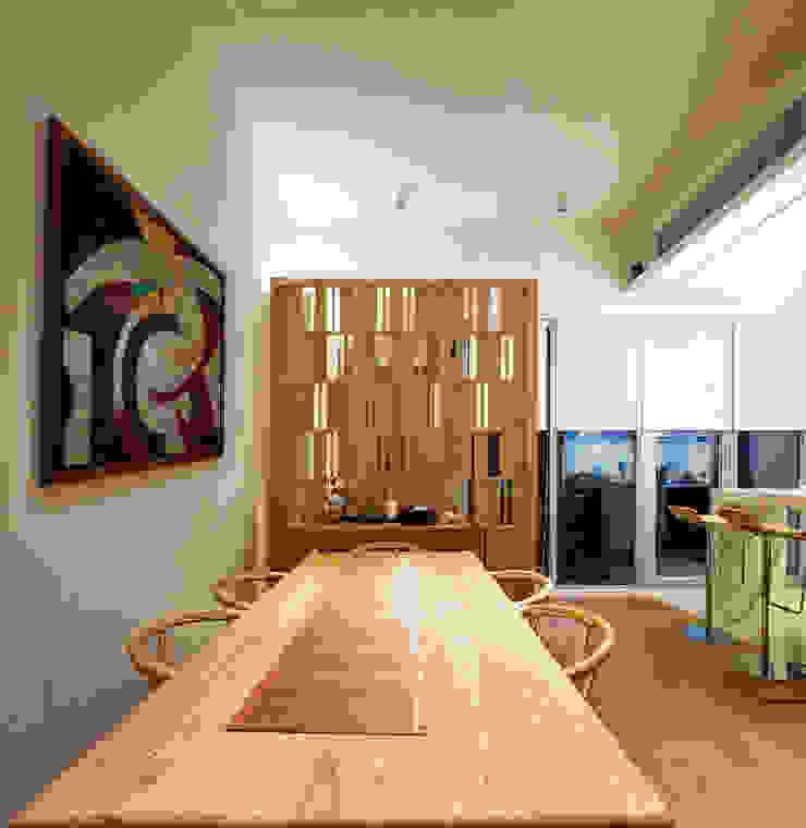 arctitudesign Minimalist dining room