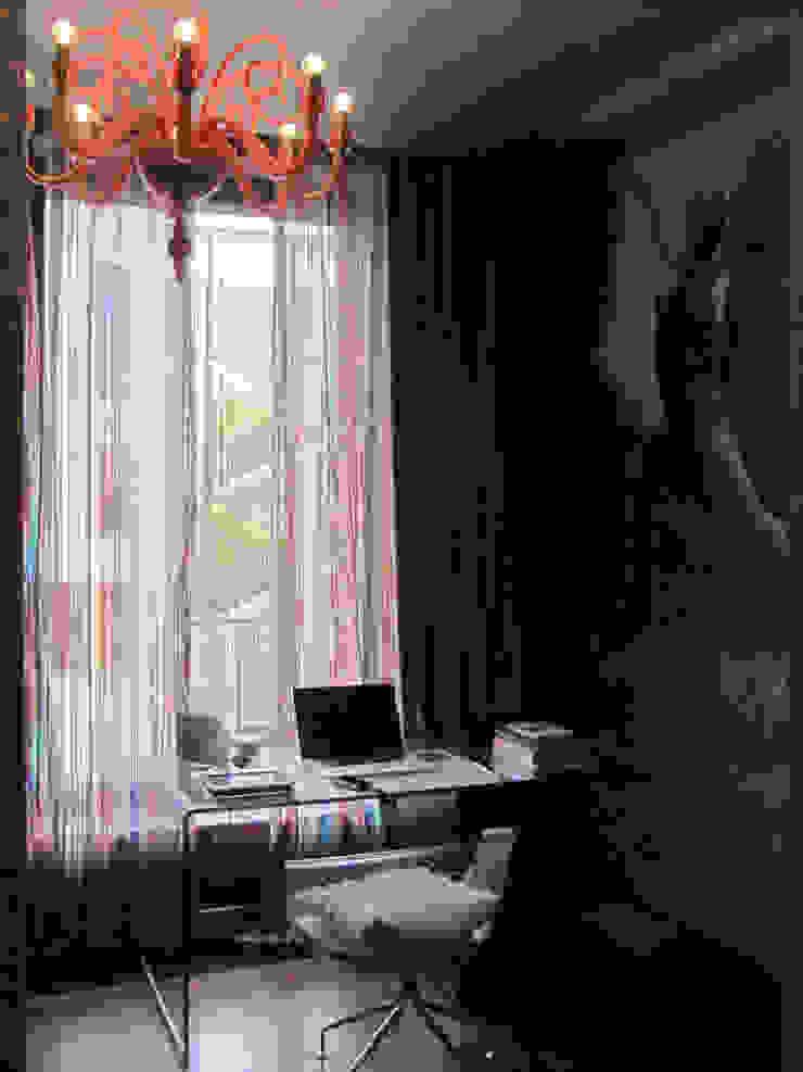 Estudios y despachos de estilo moderno de Бюро Акимова и Топорова Moderno
