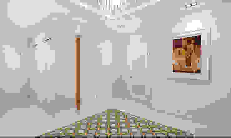 Петербургское настроение Коридор, прихожая и лестница в классическом стиле от Reroom Классический