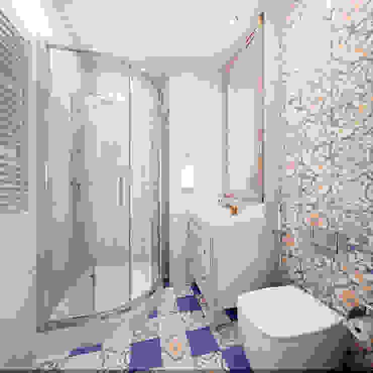 Петербургское настроение Ванная в классическом стиле от Reroom Классический