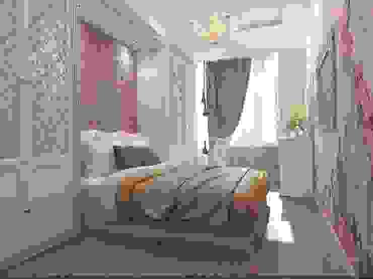 Петербургское настроение Спальня в классическом стиле от Reroom Классический