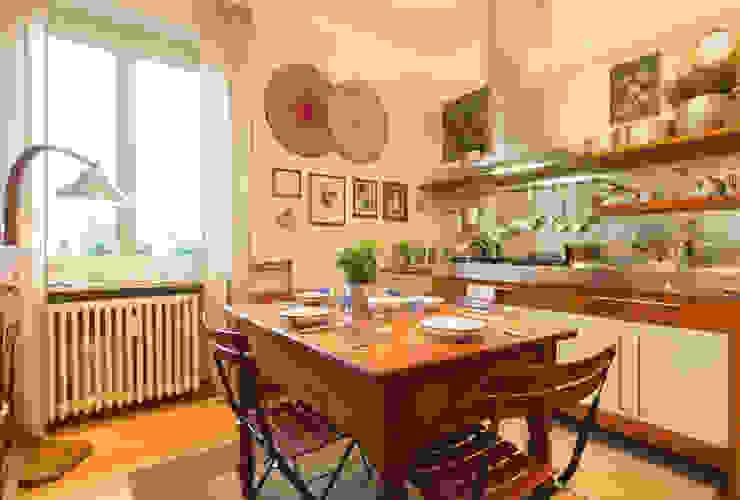 Cuisine moderne par Filippo Fassio Architetto Moderne