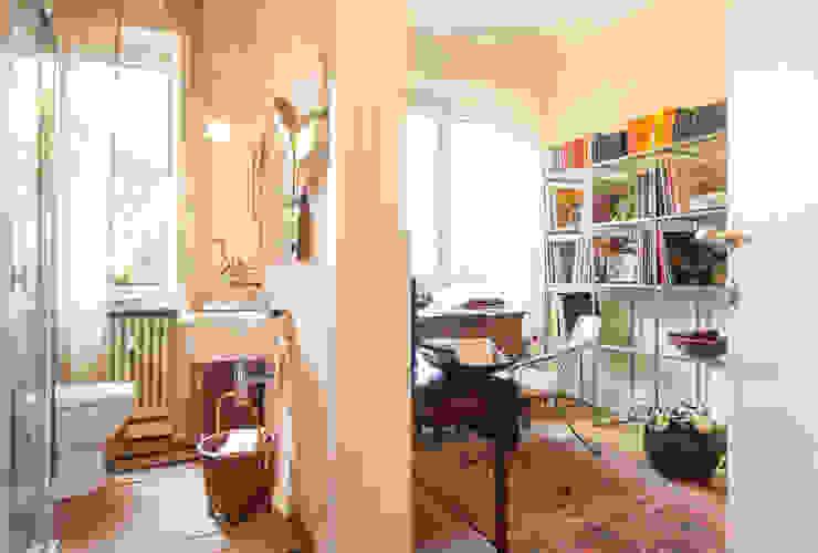 Modern study/office by Filippo Fassio Architetto Modern