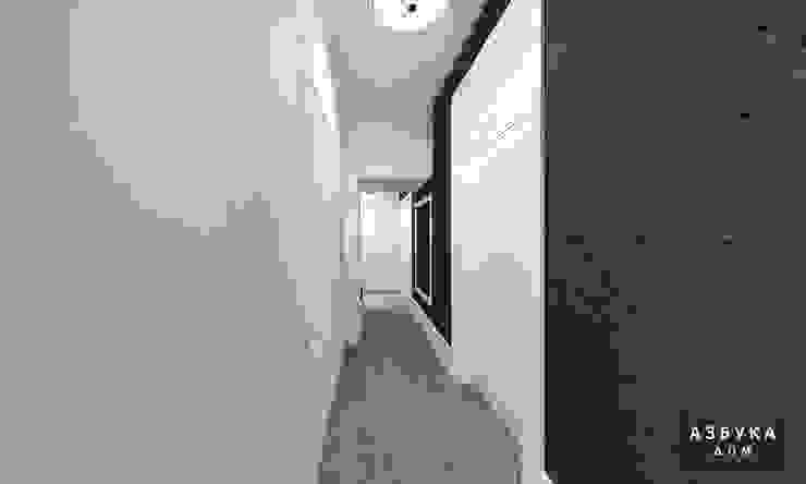 Квартира в историческом центре Санкт-Петербурга Коридор, прихожая и лестница в эклектичном стиле от Студия дизайна 'Азбука Дом' Эклектичный