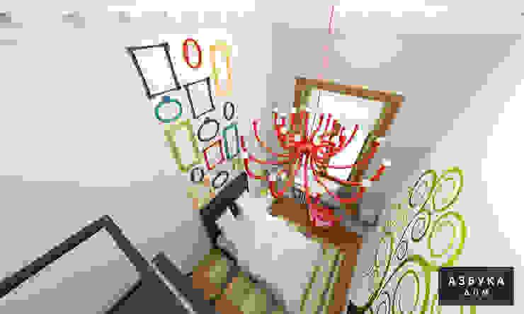 Квартира в историческом центре Санкт-Петербурга Детские комната в эклектичном стиле от Студия дизайна 'Азбука Дом' Эклектичный