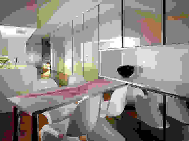 Apartment H Mackay + Partners 餐廳