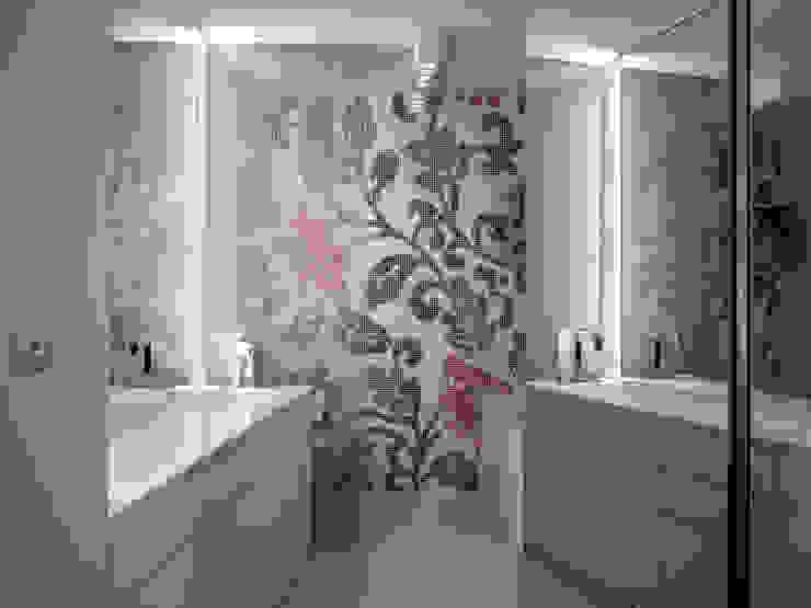 Apartment H Modern bathroom by Mackay + Partners Modern