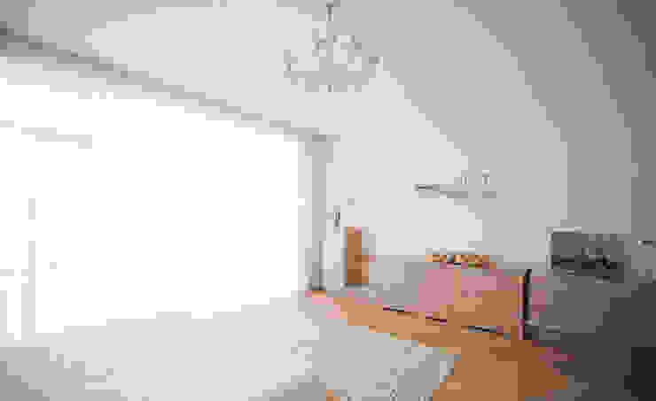 Квартира на Крестовском острове Спальня в эклектичном стиле от Студия дизайна интерьера Маши Марченко Эклектичный