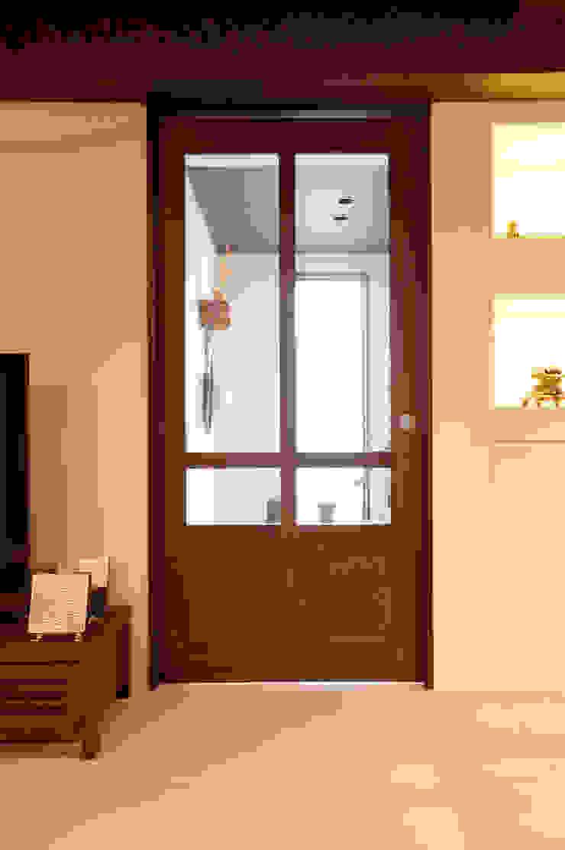 door: 株式会社スタイル工房が手掛けたアジア人です。,和風