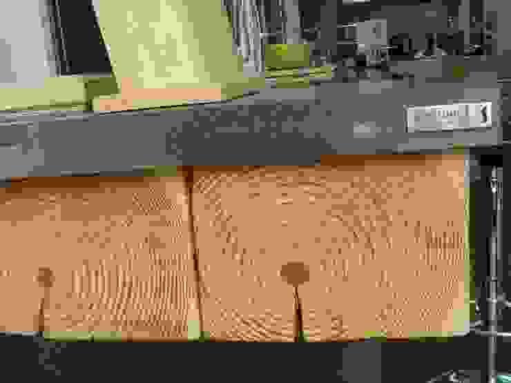 Islas Cocinas de estilo moderno de Lumber Cocinas Moderno