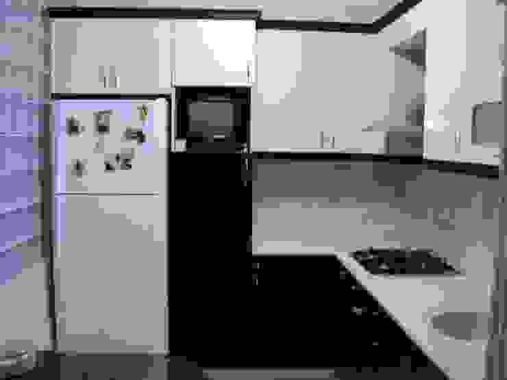 AÇAR MOBİLYA DEKORASYON Modern kitchen