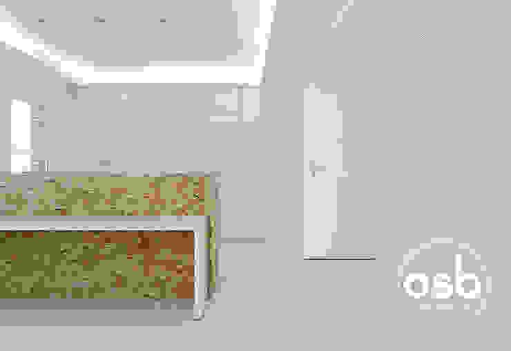 Keuken door osb arquitectos, Minimalistisch