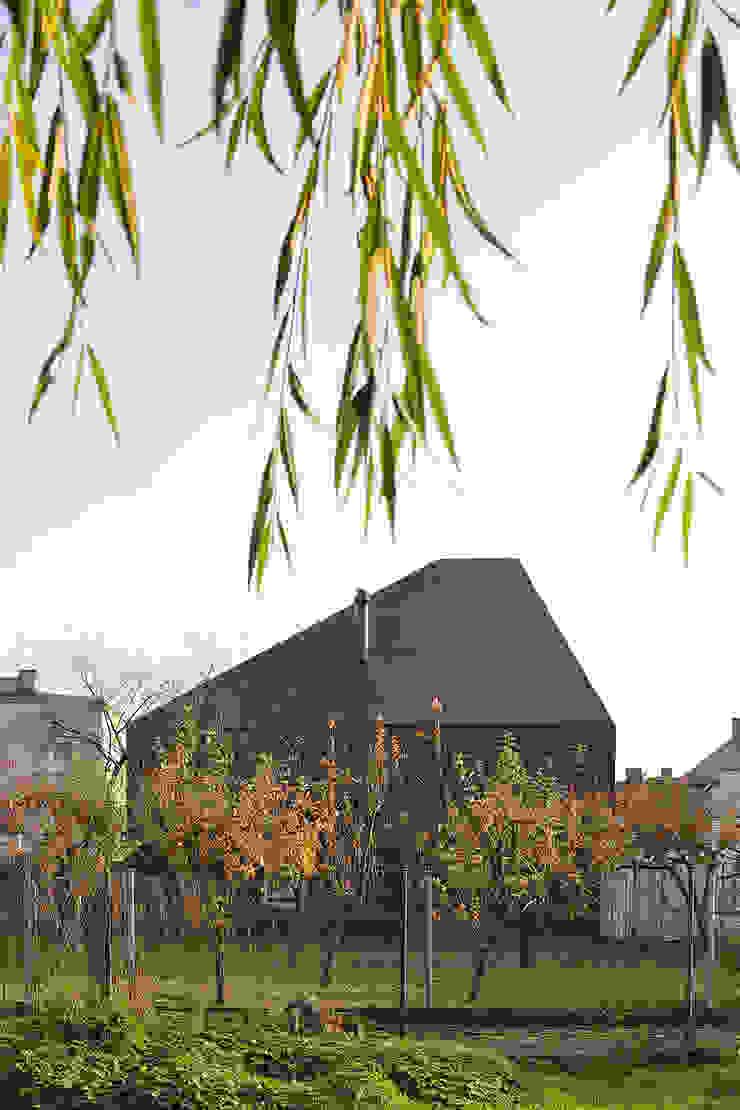 Dom w Lublińcu 2 Nowoczesne domy od Dyrda Fikus Architekci Nowoczesny