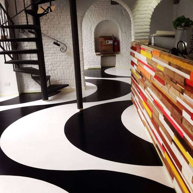 Moosedesign resine snc Paredes y pisosRevestimientos de paredes y pisos
