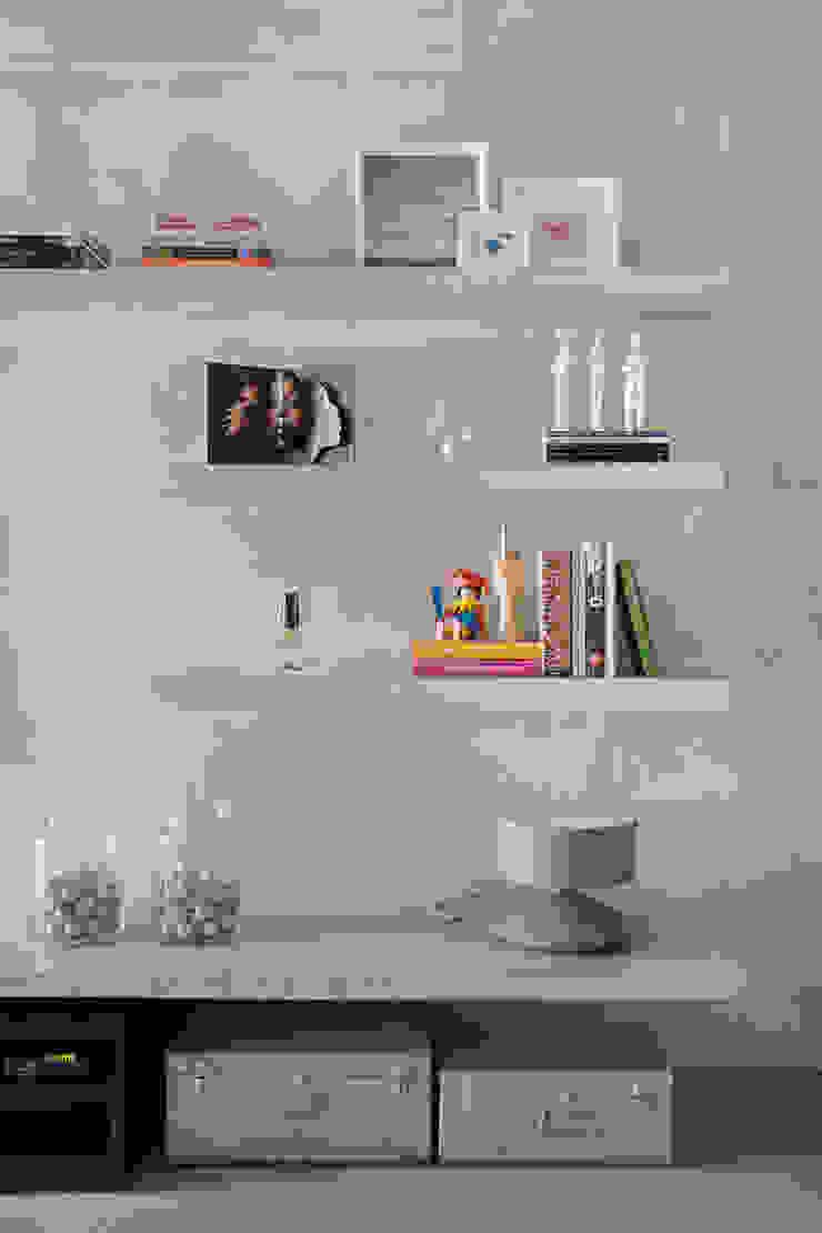 Industriale Wohnzimmer von Studio ro+ca Industrial