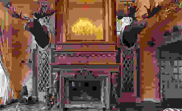 Загородный дом в Конаково от Trubnikoff Hall Эклектичный