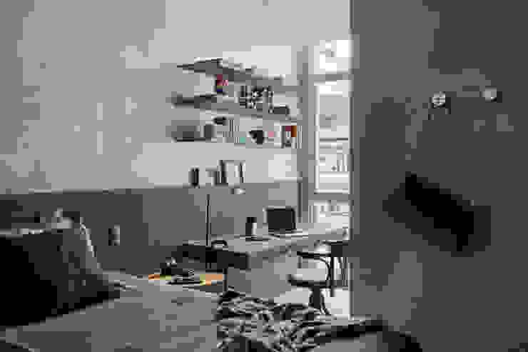 Industriale Schlafzimmer von Studio ro+ca Industrial
