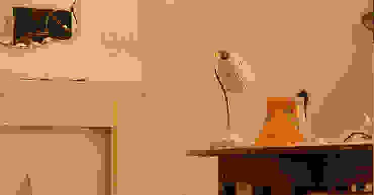 リビングルーム 2.: VINTAGE-RENOVATION by masuoka-designが手掛けたクラシックです。,クラシック